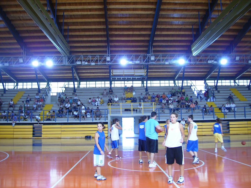 1st Basketball Power Camp 022