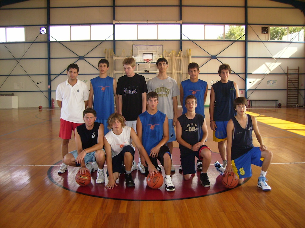 1st Basketball Power Camp 053