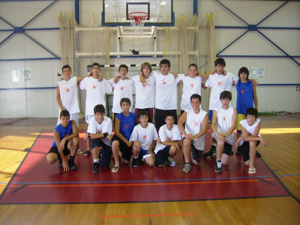 1st Basketball Power Camp 158